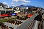 SBB Chiasso maintenance depot