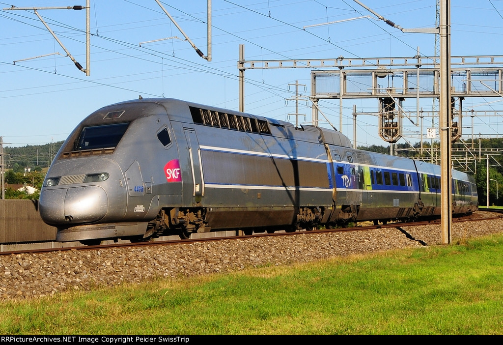 4416 - SNCF / French State Railway