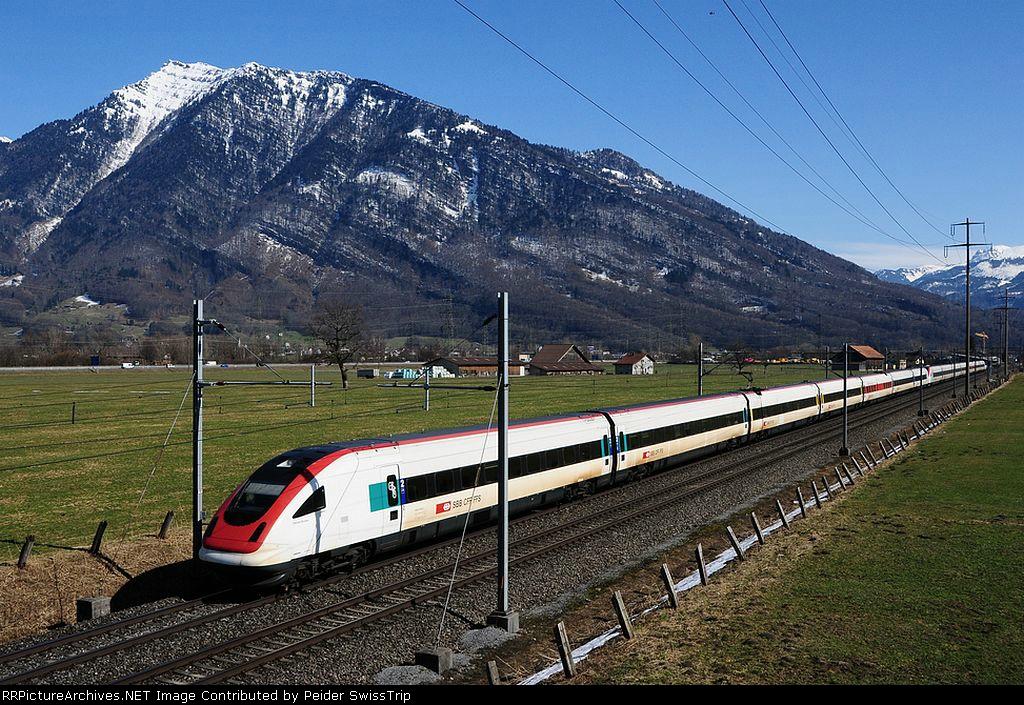 RABDe 500 -  SBB Swiss Federal Railways
