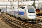 TGV - SNCF French National Railways
