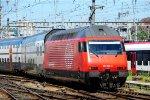 460 000 - SBB Swiss Federal Railways