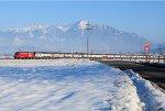 460 022 - SBB Swiss Federal Railways