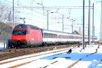 460 027 - SBB Swiss Federal Railways