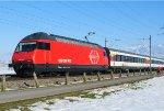 460 081 - SBB Swiss Federal Railways