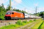 460 051 - SBB Swiss Federal Railways