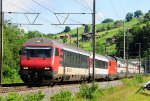 460 088 - SBB Swiss Federal Railways