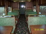 Inside the Executive Cars