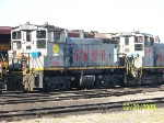 KCS Shreveport Yard