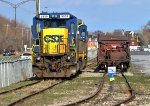 CSX in Beauharnois