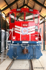 NOPB 2008 is dedicated to powering NOPB's office train