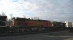 BNSF 4432 NS 214