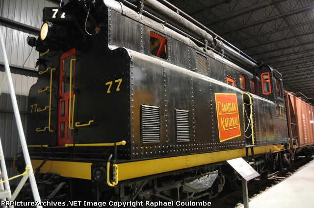 CN 77 Diesel