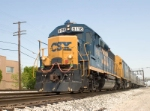 CSX 6116. CSX's Louisville Term. Sub. MP 4.0.