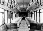 PASSENGER CAR INTERIOR