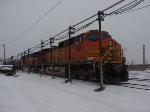 BNSF 5484
