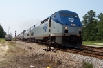 Amtrak P052 is running LATE!!!