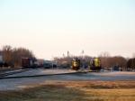 CSX Memphis Junction Yard at 6:45am 2/27/2010