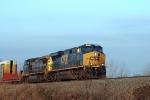 CSX Q534 northbound