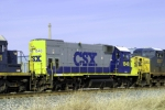 CSX GP 15-1 #1540 (ex-Conrail) on Q534 north
