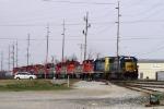 X982-20 transports 8 SW-1500s to Georgia