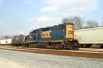 CSX GP38-2 2515 in the yard
