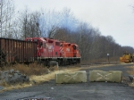 Canadian Pacific 7311 and 8230