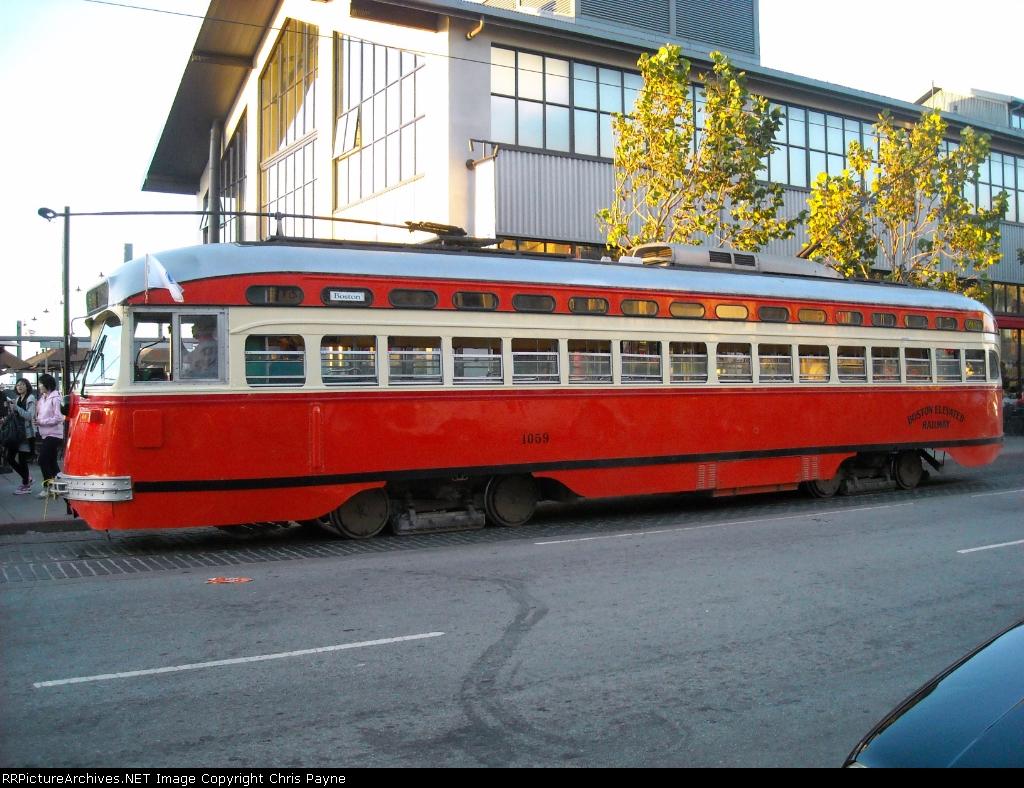 Boston Elevated Railway#1059