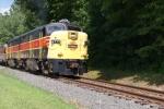 Cuyahoga Valley Railroad Executive Train