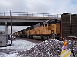 SD60's galore