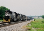 NS Pride Coal Train