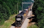 NS Train 711