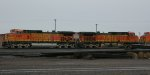 Standard BNSF locos