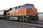 BNSF 6619 as DPU