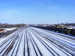 The BNSF Willmar Yard