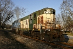 Ex-CNW & Ex-Conrail fire up for move