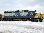 CSXT EMD GP40-2 6215