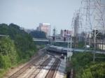 Amtrak Through the Wye