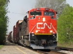CN 8875 & IC 1018 work eastward with M396