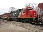 GTW 4925 & CN 5279