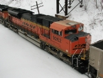 BNSF 9262