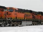 BNSF 6092