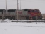 BNSF 8276