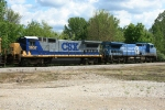 CSX 5937 and 7358