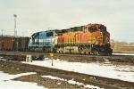 Eastbound all-rail ore train