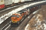 Eastbound all-rail ore train