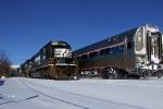33A meets Amtrak