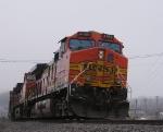 BNSF 4489