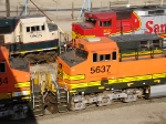 The many faces of BNSF