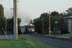 NS 13G northbound train