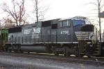 NS SD60M #6798